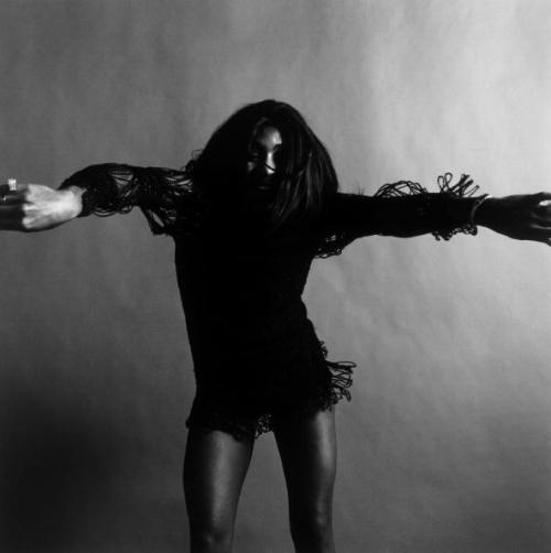 Tina Turner in motion, captured by the legendary photographer Jack Robinson on November 25, 1969 in New York City. Photo by Jack Robinson/Hulton Archive/Getty Images.