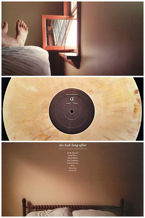 dsevern:  Pianos Become the Teeth - The Lack Long After Sixth Pressing | Beige/1000
