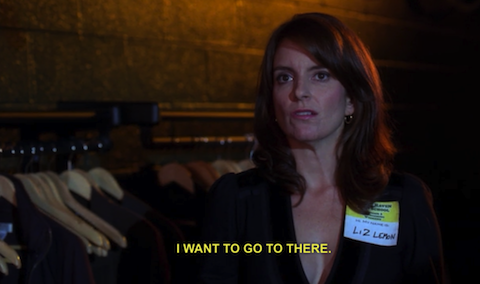 Through Liz Lemon, 30 Rock gave women a language, and appropriately it was one of desire. This moment is in reference to a $50 gift certificate to Outback Steakhouse, but the line is certainly not exclusive to such objects. - from The Feminism of Liz Lemon: A History in Screen-caps
