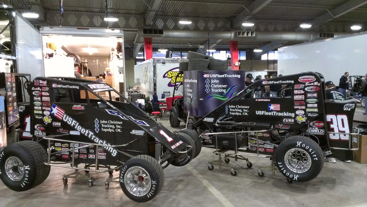 2013 Chili Bowl Sammy Swindell & Kevin Swindell