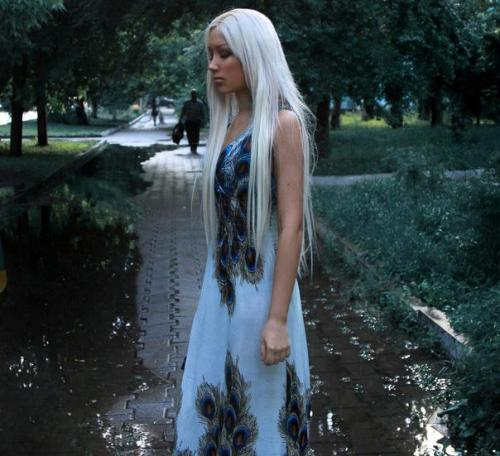 Is this Kerli? o_O