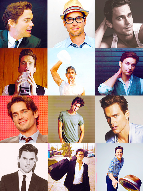 Matt Bomer - (face perfection porn)