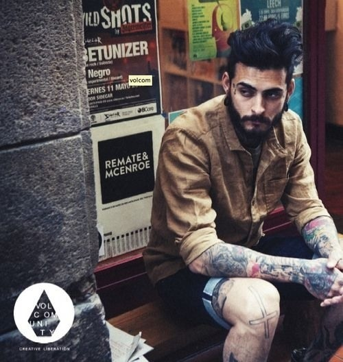 inkedsea:  Want to look like him