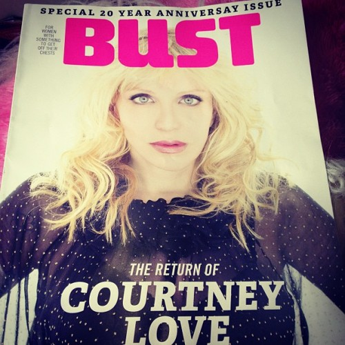 There's NO WAY that's actually Courtney Love. #airbrush #getit #whatislife