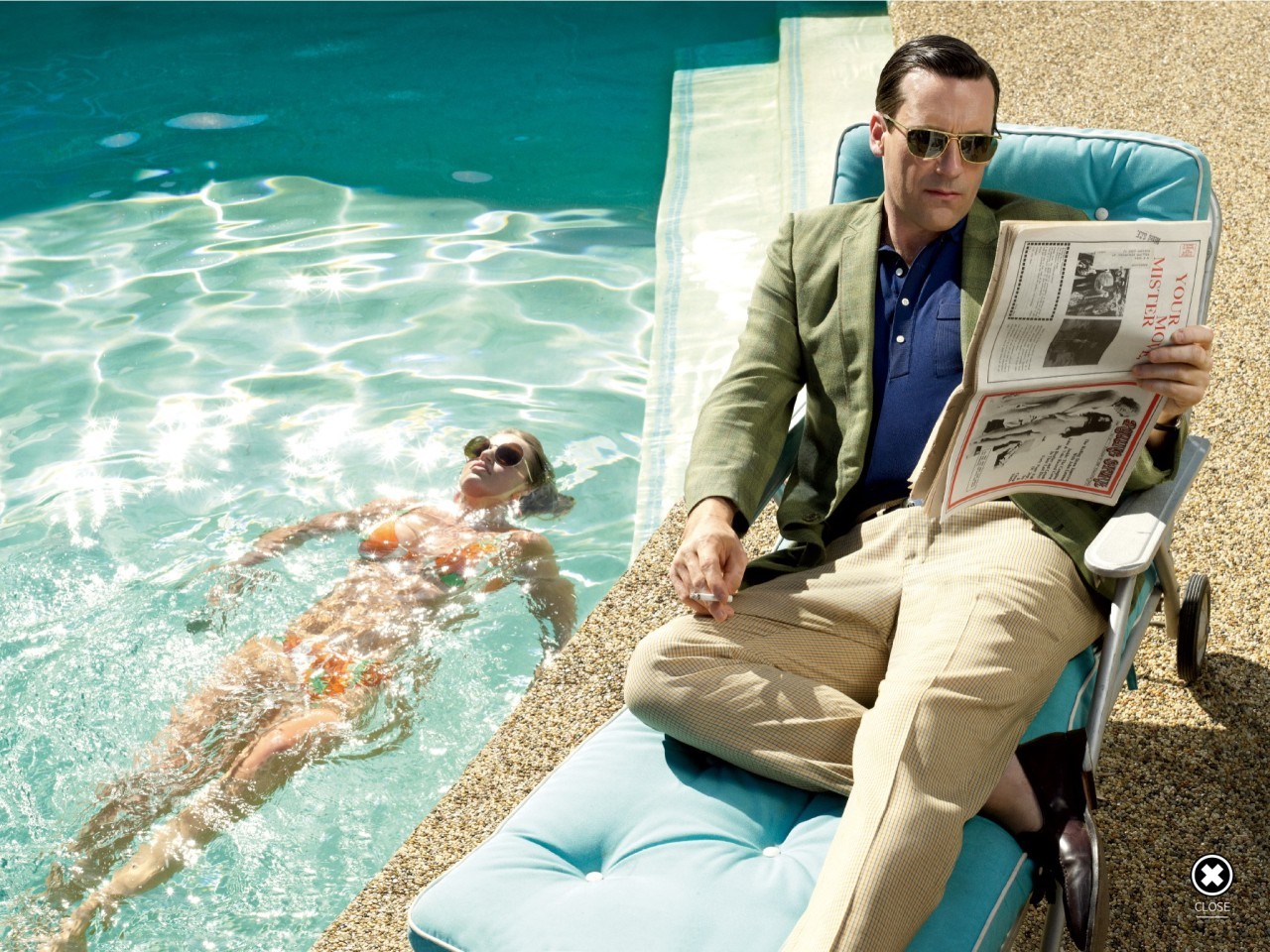 Jon Hamm - Rolling Stone by Mark Seliger, April 11th 2013