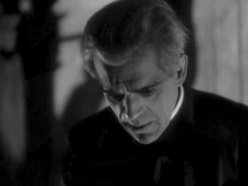 Boris Karloff, The Man Who Changed His Mind (1936), aka The Man Who Lived Again, aka Dr. Maniac, aka The Brainsnatcher. The last Drive In