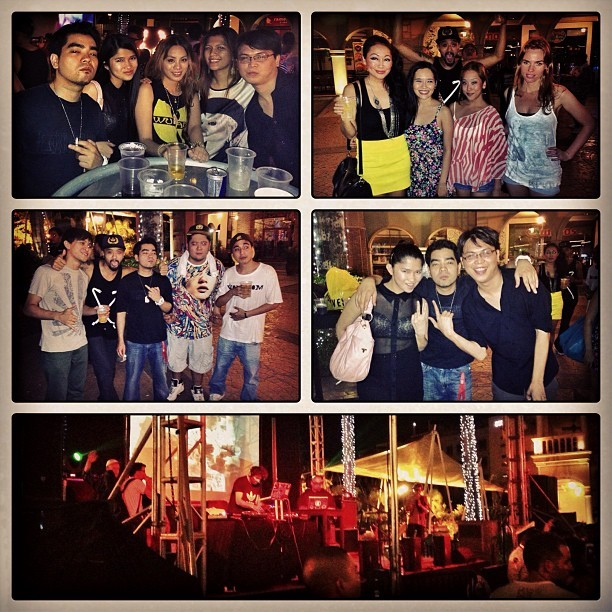 #doover #manila @cdotfeliciano @jonprotege @switchtrik @michellecallanta @monica_racoma @aspensanez @juliedbmagno  (at The Venice Piazza)