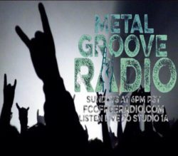 METAL GROOVE RADIO pays the price every fucking week to bring y'all the sickest grooves we can find …