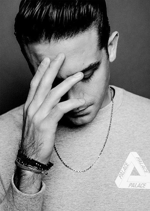 g-eazysource:  G-Eazy photographed by Kjell Ruben Strøm for D2 (x)