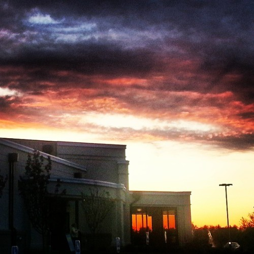 End of the day. (at CedarCreek Church)