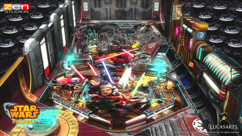 tiefighters:  Star Wars Pinball  Device: Universal Price: $1.99 each add-on table (Core game is free) Star Wars Pinball is now available for Android and iOS as an in app purchase in the free Zen Pinball app. There are 3 tables, Boba Fett, The Empire Strikes Back, & The Clone Wars and each is available for $1.99.  Check out the official website here iTunes || Google Play (via:adoublep)  NEED!