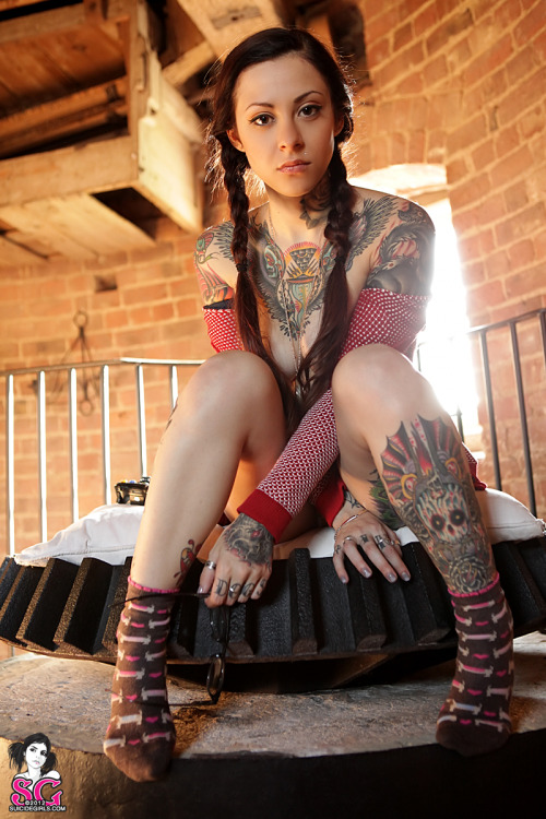 suicidegirls:  It's GoGo!