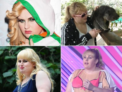vh1:  We love you, Rebel Wilson, and that's why you're #11 on our 12 Celebs Who Dominated 2012 list.