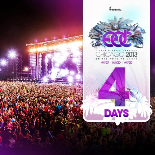 insomniacevents:  JUST 4 MORE DAYS!