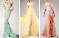 fashion edits 2014 Couture Fall couture fall 2014 hanna toumajean