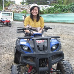 Hope to ride an ATV again 😭 #travel #adventure #wanderlust #atv #throwback