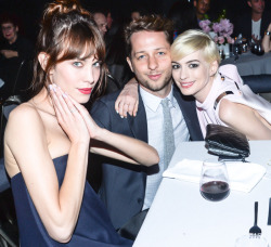 alexastyle:  Tate Americas Foundation artists dinner and after party, New York