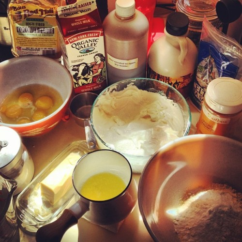 'bout to be #pancake #wednesday up in here!