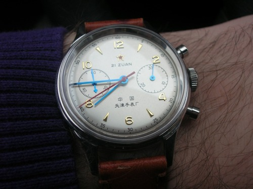 chronometerpics:  Wristwatch - General  Gimme!