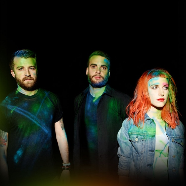 "Paramore - Paramore Paramore's self-titled fourth album is a few years late. ""Paramore"" is the follow-up to 2009's ""Brand New Eyes,"" but it is not a few years late because it has been almost four years since ""Brand New Eyes."" The album is a few years late because it is the end of the old Paramore era and the beginning of the new era. The album also, finally, says goodbye to former members Josh and Zac Farro. The track ""Grow Up"" is an example of Williams talking about Farro, although she does not miss her ex. ""Some of us have to grow up sometimes/And so, if I have to I'm gonna leave you behind,"" Williams sings in the chorus. From the lyrics it sounds like Williams is finally ready to move on from the old and bring in the new. In the song, ""Interlude: Moving On""  Williams finally lets go of Farro and moves on completely. Williams sings along with only a ukulele in the minute and a half track, and it is a nice change for the band's sound. Paramore even samples one of their own songs in the track, ""Part II."" The track takes lyrics and music from ""Let the Flames Begin"" which was on the 2007, ""Riot!"" album. ""Part II"" is really like the end of the old Paramore era both musically and lyrically. ""Still Into You"" is the second single off of ""Paramore,"" and for good reason. The song, which Williams' wrote about her current boyfriend, is poppy and light, introducing the new Paramore. The final song, ""Future"" is just that: the future of Paramore. The eight minute song is a soft acoustic ballad where Williams declares, ""I'm writing the future/I'm leaving the key here."" The song grows stronger and louder, leaving listeners craving a new album from the revamped Paramore. 4/5 Dylanne"