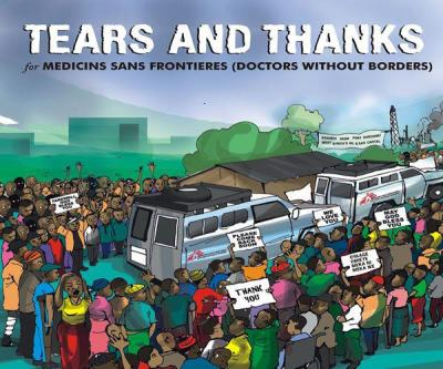 "Photo: Some parting words from Port Harcourt to thank MSF for its work there. Tears and Thanks MSF began its TEME Clinic, Port Harcourt operations in 2005 and would still continue even with the resolution of the initial challenge which had led to their coming. From its earliest operations until it would announce its plans to leave from the Niger Delta (in October 2012 and final pull-out in March 2013) following the return of peace and after a commendable seven-year commitment to the health emergencies, over 13, 000 persons have been so treated in skin crafting, bullet wounds, damages to borne resulting mostly from motorcycle accidents and so on. ""On behalf of Port Harcourt People, the Niger Delta People and Nigeria at large, we say THANK YOU."" And on behalf of MSF, we say THANK YOU to our field staff, local staff, our donors, supporters, and the people of Port Harcourt for allowing us to be there."