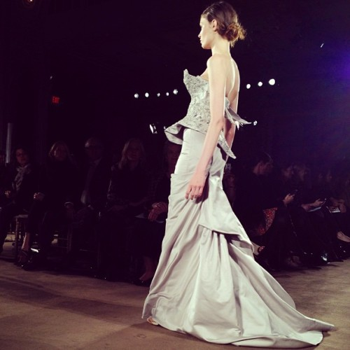 . @marchesafashion architecture. #nyfw