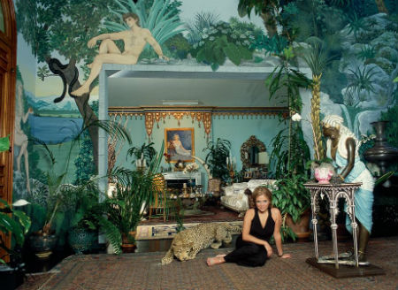 Photos from Daniella Rossell's 'Ricas y Famosas (The Rich and the Famous)' series on the Mexican 1%.