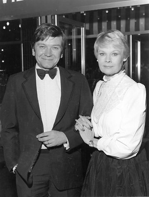fuckyeahdench:  Judi Dench and Michael Williams