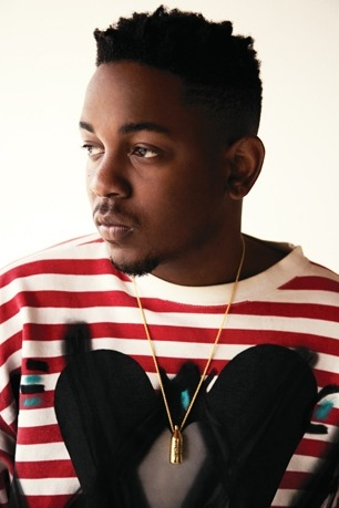 "Kendrick Lamar spoke with us about where he came from, his present success and not being overly preoccupied with what the future holds. ""If I don't put anything else out, I'm happy,"" he says."
