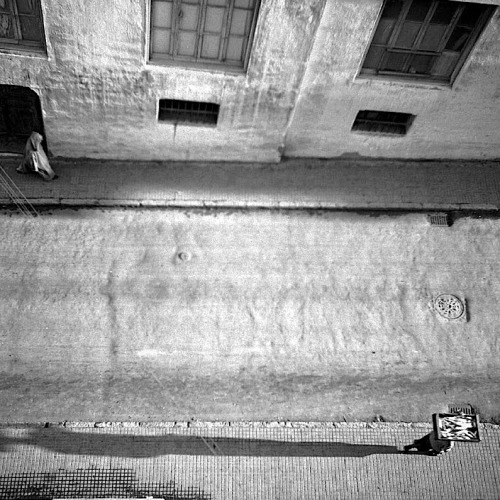 Robert Rauschenberg Tangier Street (II), 1952 From Estate of Robert Rauschenberg/VAGA, New York