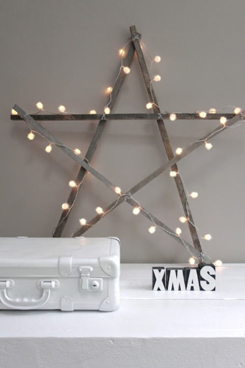 homeandinteriors:  Christmas inspiration   More christmas inspiration here