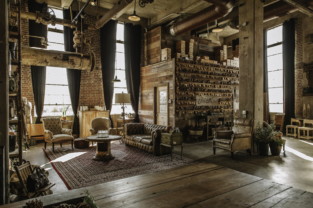 happy-happens:  most ideal loft ever