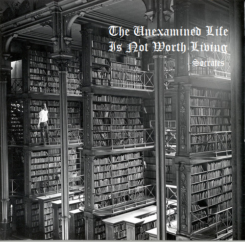 A library, and a quote by my namesake. How could I not reblog this? enigmaofreality:  Original Picture from: http://dreamandshadow.tumblr.com/ I only added the quote!