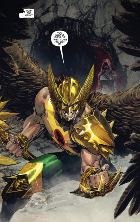 Hawkman is another book that is cancelled. DC cant seem to get this one straight either. I will say I never noticed Pandora in the background until now…
