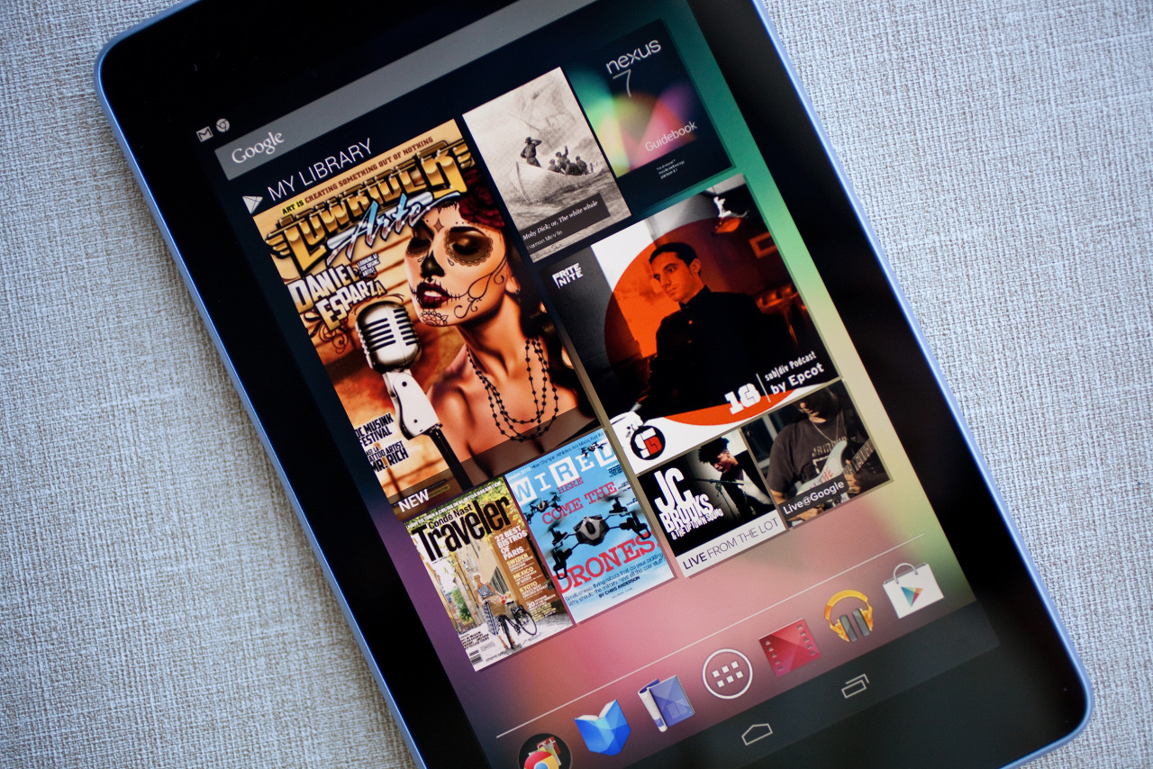 New Nexus 7 will have HD resolution, quad core processor and run Android 4.3 says analyst From Mobile Syrup:  Now days before Google I/O, another overseas analyst is backing the same rumours. Ming-Chi Kuo from KGI Securities has compiled a list of specs that new Nexus 7 will encompass, namely 7-inch 1920 x 1200 high-res display, 1.5Ghz quad-core Qualcomm Snapdragon S4 Pro processor, 5MP camera on the back, plus run Android OS 4.3 Jelly Bean. Here's some more notable specs, but no indication if the second-gen Nexus is thinner: - 7-inch LTPS display with 1920×1200 (WUXGA) resolution- Quad-core Qualcomm Snapdragon S4 Pro processor- 5-megapixel camera on the back- HD front-facing camera- Wi-Fi, Bluetooth, NFC- 4,000mAh battery with Qi wireless charging- Android 4.3 – Jelly Bean  Photo credit: Wired.com