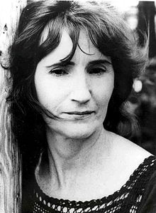 "traveling219:  Hazel Dickens, West Virginia born musician. Hazel Jane Dickens (June 1, 1935 – April 22, 2011) was an American bluegrass singer, songwriter, double bassist and guitarist. Her music was characterized not only by her high, lonesome singing style, but also by her provocative pro-union, feminist songs. Cultural blogger John Pietaro noted that ""Dickens didn't just sing the anthems of labor, she lived them and her place on many a picket line, staring down gunfire and goon squads, embedded her into the cause."" The New York Times extolled her as ""a clarion-voiced advocate for coal miners and working people and a pioneer among women in bluegrass music."" With Alice Gerrard, Dickens was one of the first women to record a bluegrass album.  Always reblog Hazel"