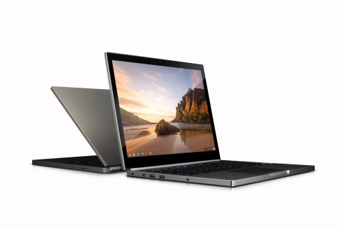 Google's new Chromebook Pixel: Hey there pretty laptop. How are you?