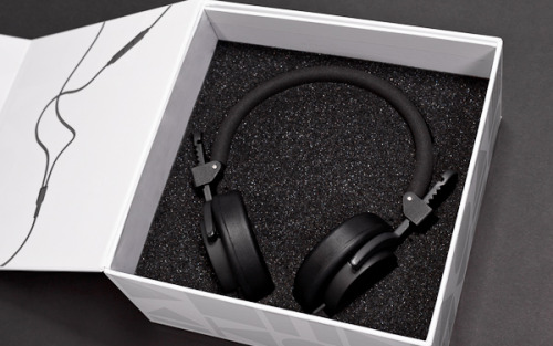 My AIAIAI Capital headphones came in the post today. They sound amazing!