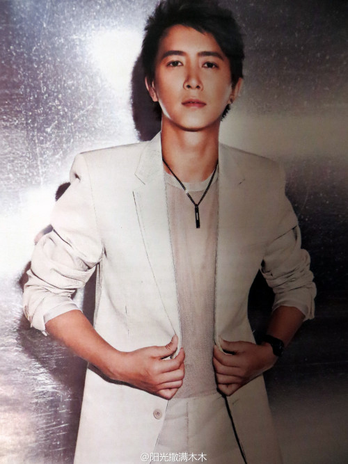 fuckyeahhangeng:  [April 2013] BQ Weekly | cr: 阳光撒满木木