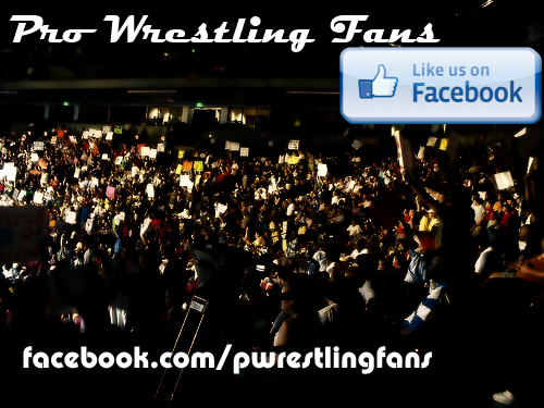 "Are you a fan of Pro Wrestling? Do you like talking about wrestling in great detail? Then check out our ""like"" page on Facebook called ""Pro Wrestling Fans""! A good friend of mine I work with started up the page and I'm one of the people who help him run it. Check it out!"
