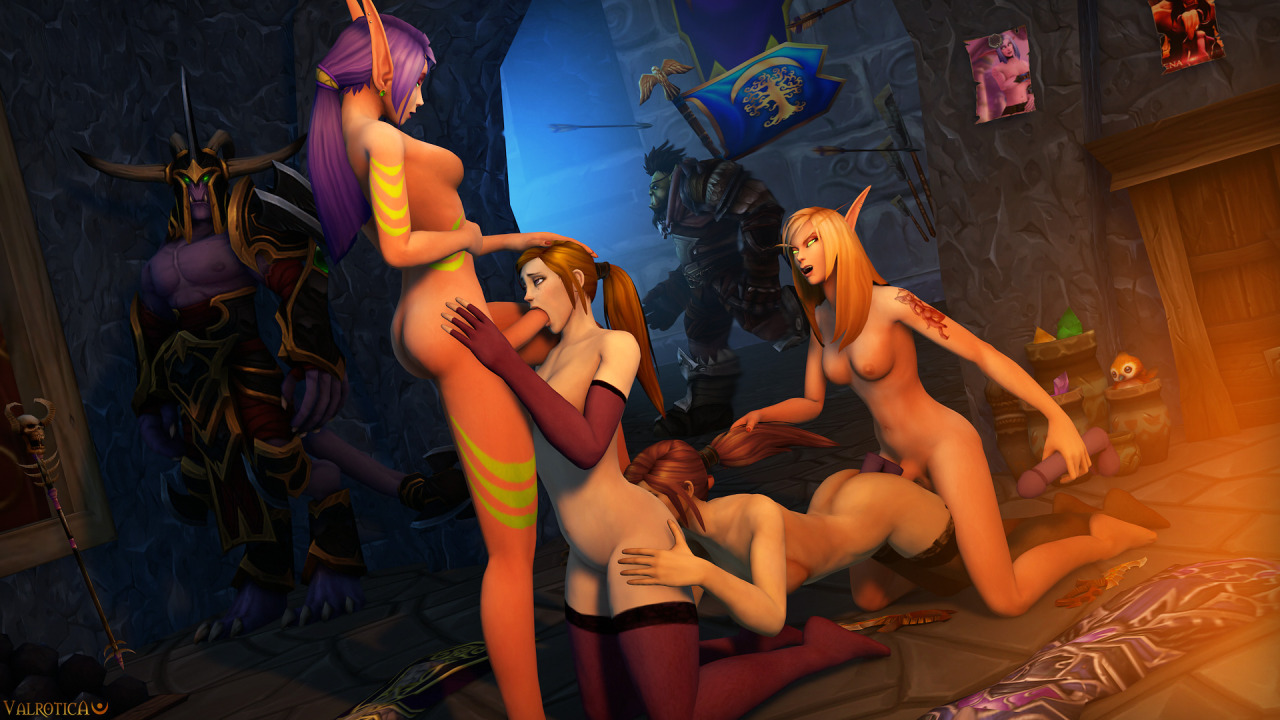 World of porncraft worgen porn pictures porn toons