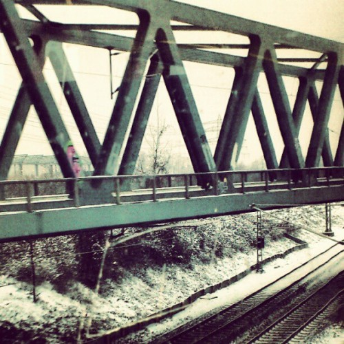 #bridge #winter #train #trainstation #instalike #likestagram #instathings #thingstagram #instamood #moodstagram #instalove #lovestagram #instatag #tagstagram #instavote #votestagram #instabeautiful #instaweb #webstagram #instasweet #sweetstagram #instatalk #talkstagram #instarain #instagood #goodstagram #all_shots #building #clouds #famous #followerpower #fabshots #feedback #f4f #fabshot #kik #k4k #kikme #kik4life #nature #pictureoftheday #pictures #paradise #view