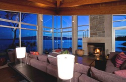Luxury living at Pender Harbour House, British Columbia, Canada