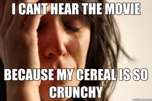 thedailymeme:  First world problem that seems to plague me