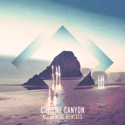 Artwork done for Chrome Canyon's Elemental Remixes