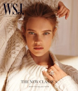 WSJ. Shot by Alasdair Mclellan. Styled by Anastasia Barbieri