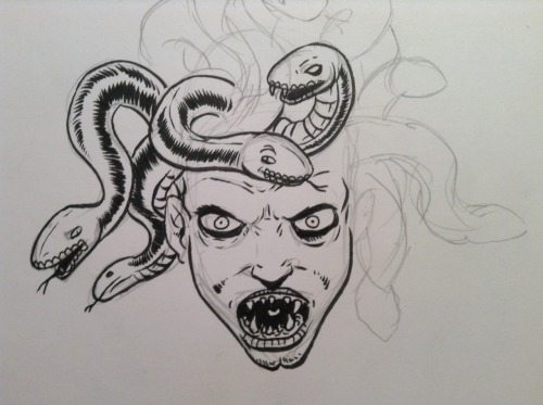 Medusa (in progress)
