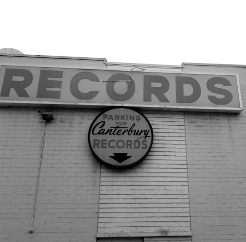 Canterbury Records, 805 E. Colorado Blvd. Pasadena, CA