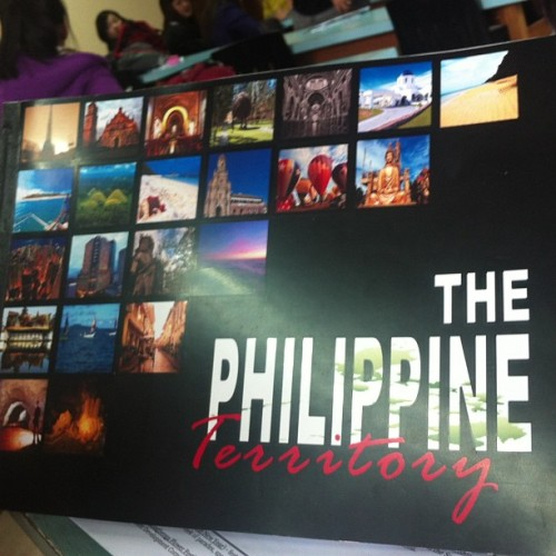 The Philippine Territory. Do not just discover a new destination, discover a new world. #book #finals #tourguiding #project