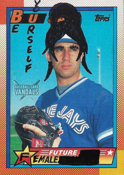 baseballcardvandals:  change-up.